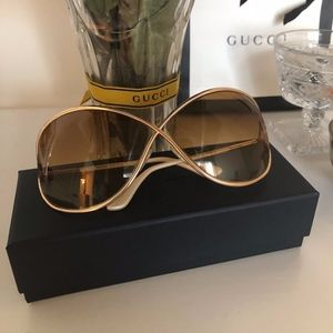 **AUTHENTIC** TOM FORD MIRANDA SUNGLASSES